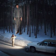 Dream Worlds Come Alive in Imaginative Photo Series by :Michigan-based conceptual photographer Logan Zillmer Art People Gallery Surrealism Photography, Conceptual Photography, World Photography, Photography Ideas, Logan, Surrealist Photographers, 365 Photo Challenge, What Dreams May Come, Imagination