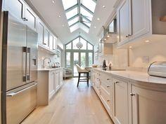 """Cornforth White"" bespoke classical hand-painted kitchen design by #enigmadesign near Sandycove, Ireland #KitchenDesign"