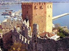 Popular Places to Visit around Alanya in Turkey