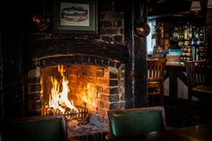 The Crown Inn, Berkshire. | 17 Country Pubs Every Londoner Should Visit