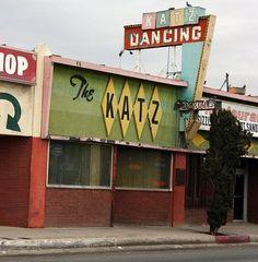The Katz, along #Route66, #Barstow, California.  #FilmBarstow www.FilmBarstow.com