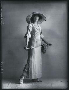 Edwardian Lady, 1911