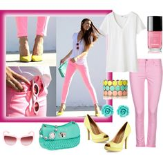 Outfit Candy-Colors