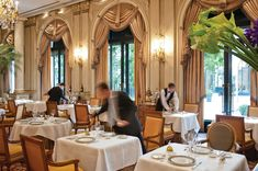 Hotel George V, Paris