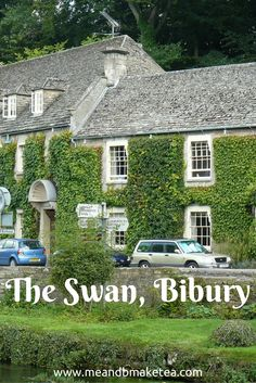 The Swan Bibury Cotswolds UK England village life pretty hot tub cottage pub accomodation hotel where to stay Places To Travel, Travel Destinations, Places To Go, Travel Europe, Romantic Weekends Away, England Uk, Visit England, Travel England, Swan Hotel