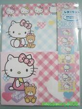 Sanrio Original 2014 Japón Hello Kitty Carta Set ~ Nuevo Envío Gratis