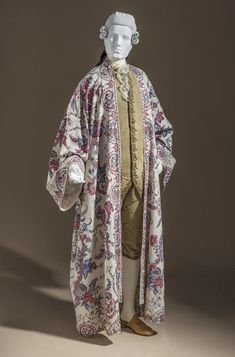 At-home Robe (Banyan) | LACMA Collections (banyan coat)