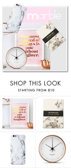 """""""Marble"""" by sweetfashiondreams ❤ liked on Polyvore featuring interior, interiors, interior design, home, home decor, interior decorating and Georg Jensen"""