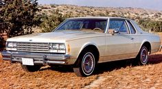 1978 Chevy Caprice Coupe