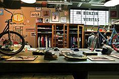 * Take a Tour of The New Deus ex Machina Store & Cafe in Milan