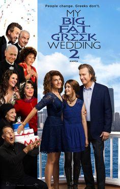 Și iată că 14 ani mai târziu familia nebună de greci se reunește în My Big Fat Greek Wedding 2. O comedie la fel de bună ca prima. Grecii sunt buricul pământului, totul gravitează în jurul lor. Fam…
