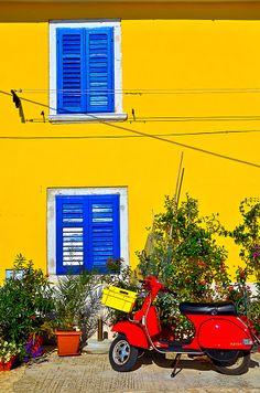 Colourful Croatia..