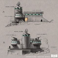 Awesome Robo!: The Concept Art Of Iron Sky