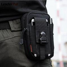 Waist Bag Waterproof Waist Pack Military Fanny Pack Mobile Phone Case BSMB009 #Unbranded #BumBagWaistPack