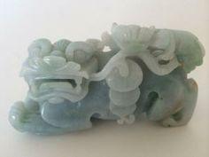 A Chinese Celadon Jade Shi - Shi Jade, Chinese, Chinese Language