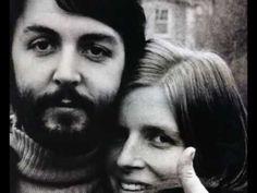 Paul McCartney - My Love ... más perfecto imposible, existen los amores así, raras veces pero existen.