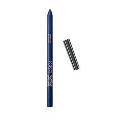 Colour Definition Eyeliner And Kajal in Amazon Blue | Kiko Cosmetics