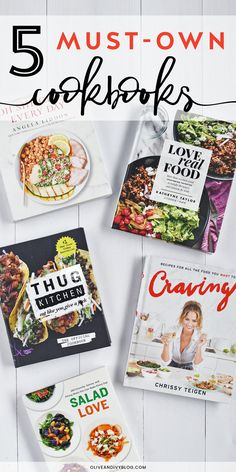 These is my words and recipes mrs lady wordsmith pinterest 5 must own cookbooks to keep you inspired in the kitchen comic book cooking forumfinder Choice Image