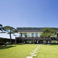 South Korean houses archives - Dezeen
