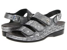Helle Comfort Womens 356FPewter36 5 M US *** Click image to review more details.
