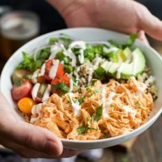 Cilantro Lime Chicken with Avocado Salsa   Easy Dinner Recipes   Quick Easy Dinner Ideas   Easy Healthy Recipes