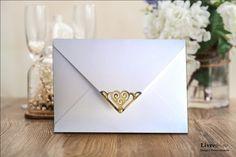 Convite Casamento Clássico Luxo