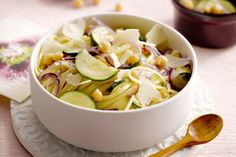 Pasta, Spaghetti Squash, Potato Salad, Veggies, Favorite Recipes, Yummy Food, Dinner, Ethnic Recipes, Fit