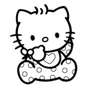malvorlagen hello kitty you can choose your own colors