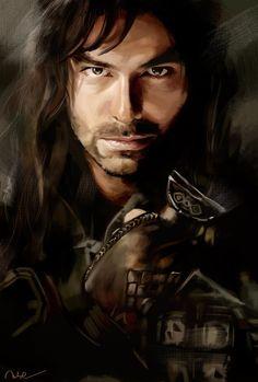 Kili - The Hobbit by WisesnailArt on DeviantArt