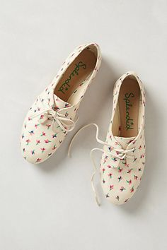 Nickerie Oxfords #anthropologie