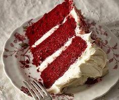 Bolo Red Velvut (bolo veludo vermelho)