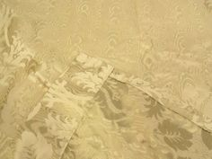 PRODUCT TYPE: Fabric  MANUFACTURER: Beacon Hill  CATEGORIES:Silk #Fabric , #Gold Fabric, Natural Fabric , Luxury Fabric  ORIGIN: China  PATTERN NAME: Grained Damask... #fabric #toile #printed #ikat #yardage #blue #supplies #silk #citrine #damask #gold #yellow