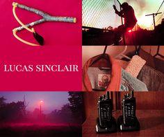 Lucas - Stranger Things - tumblr Daily Stranger Things