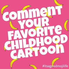 Comment your favorite childhood cartoon. MojiLife Interaction Games for Facebook & Instagram. Independent MojiLife Distributor April Hoskins  #itsagoodmojilife