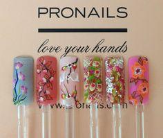 Nail Art course Pronails Brussels