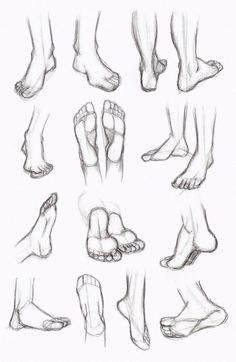 Copy's and Studies: Legs and feet 3 by HIRVIOSExprimant qui los angeles rhinoplastie signifie Anatomy Sketches, Anime Drawings Sketches, Anatomy Drawing, Anatomy Art, Drawing Skills, Drawing Poses, Drawing Techniques, Life Drawing, Drawing Legs