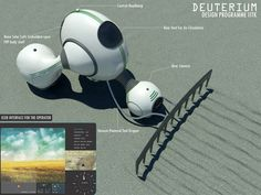 Deuterium, Prithu Paul, tractor concept, year 2020, future farmer, futuristic vehicle, future vehicle, vehicle concept, futuristic tractor, green vehicle, Hydrogen fuel, green energy, green future, green technology, Roller Bots, Nano Solar Cells