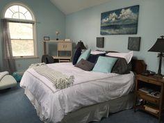 Slaapkamer Ideeen Strand : Beach bedroom beach pinterest