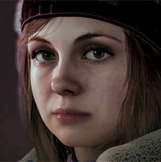 Until Dawn / Ashley, the graphs in this game are ridiculous.