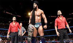 المصارع ماهال يفشل في تحقيق الفوز على منافسه أي جي ستايلز: ظهر المصارع الهندي وبطل WWE السابق جيندر ماهال غاضبًا بعد ما فشل مساعديه ذا سينج…