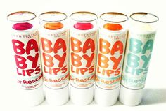 New for Fall! Maybelline Dr. Rescue Medicated Baby Lips