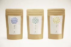 Pouch Packaging, Fruit Packaging, Coffee Packaging, Packaging Design, Tea Logo, Fruit Tea, Tea Gifts, Coffee Shop, Grains