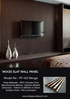Wall Partition Design, Feature Wall Design, Wall Panel Design, Tv Wall Design, Bed Design, Textured Wall Panels, Faux Brick Panels, Brick Paneling, Tv Wall Panel