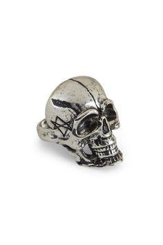 Sigil Skull Ring [S] | KILLSTAR