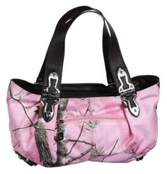 Camo Tote for Ladies - Realtree® APC™ Pink/Chocolate | Bass Pro Shops