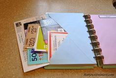 Planner Series Part 1: My Coupon Binder | Robyn's Little Nest