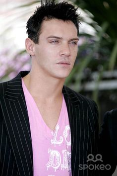 "Jonathan Rhys-meyers Photocall For ""Match Point"". Cannes Film Festival. 12.05.2005"