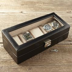 d0907576cf3c Watch Box At Groskopfs Fine Luggage and Gifts in Grand Rapids MI
