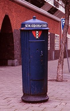 Amsterdamse School, girokantoor, Amsterdam