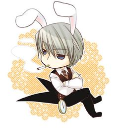 Usagi-San from Junjou Romantica